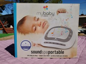 $20 MY BABY SOUND SPA PORTABLE for Sale in Las Vegas, NV
