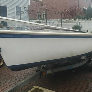 Sailboat 1990 Catalina Yachts Capri 14.2 for Sale in Staten Island, NY