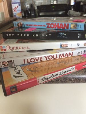 DVDs $1 each! for Sale in Knoxville, TN