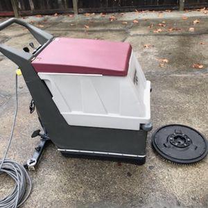 Electric Floor Scrubber for Sale in Vallejo, CA