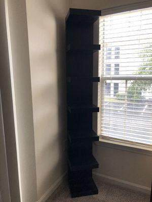 ikea lack shelf with mirror for Sale in Orlando, FL