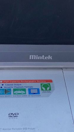 Mintek Portable DVD Player for Sale in Hawthorne,  CA