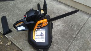 18 inch chainsaw for Sale in Helotes, TX