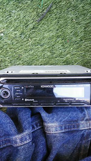 Kenwood excelon car stereo for Sale in Phoenix, AZ