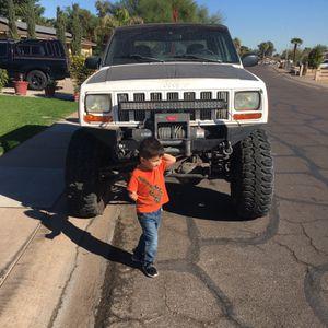 1999 Jeep Cherokee rock Crawler for Sale in Phoenix, AZ