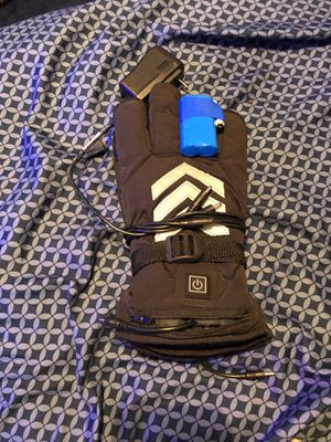 Electric gloves for Sale in Dover, DE