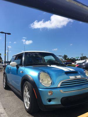 MINI COOPER S 2002 - Low Miles for Sale in Pembroke Pines, FL