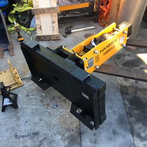 Mini Skidsteer Breaker Fits S70 for Sale in La Puente, CA