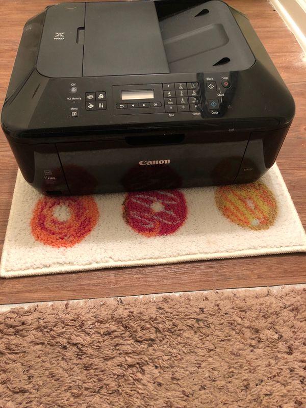 Canon fax printer scanner WiFi