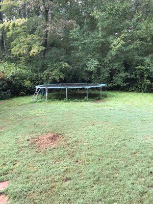 FREE trampoline! for Sale in Lilburn, GA