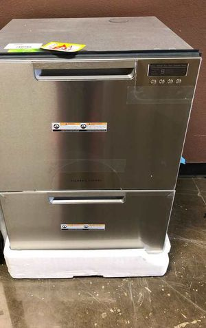 Brand New Fisher AND Paykel Stainless Steel Dishwasher I 1P for Sale in Los Angeles, CA