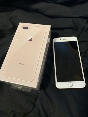 iphone 8 plus factory unlocked 64GB for Sale in Oakland, CA