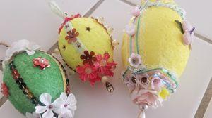 Handmade vintage Easter Eggs for Sale in San Diego, CA