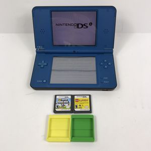 Nintendo DS XL Handheld Video Game System 2008 Console Blue Tested No Charger for Sale in Sioux Falls, SD