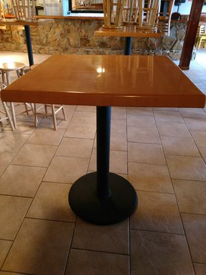 High top tables restaurant quantity. for Sale in Auburndale, FL