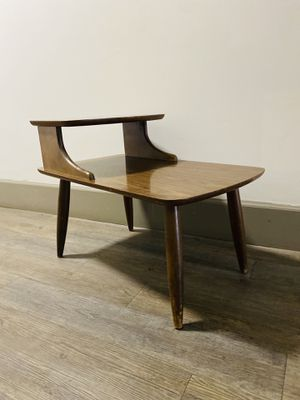 mid century side table for Sale in Los Angeles, CA