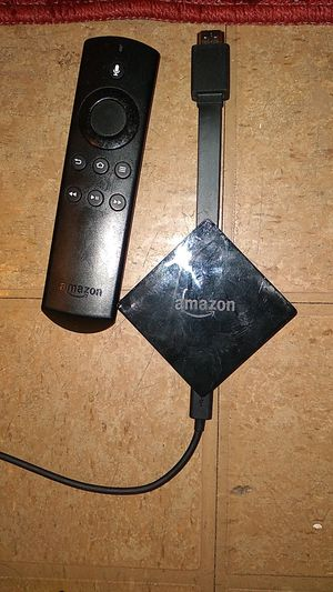 Amazon fire stick with free app logins for Sale in Silver Spring, MD