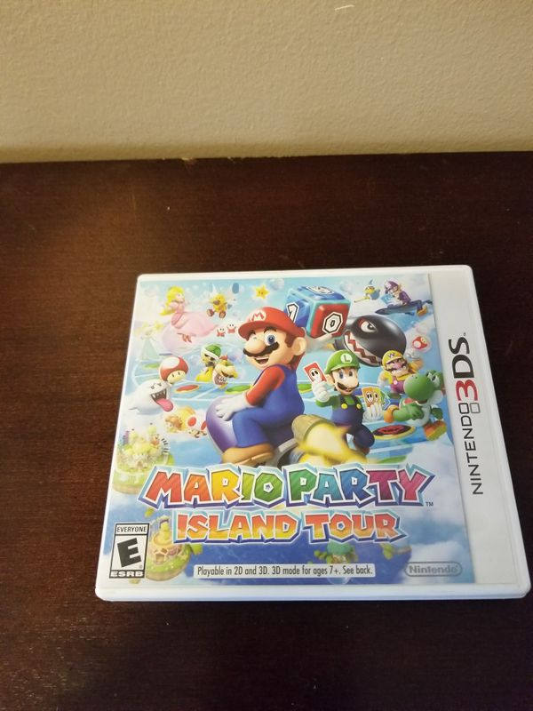 "Mario Party ""Island Tour"" (3DS)"