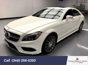 2016 Mercedes-Benz CLS for Sale in Stafford, TX