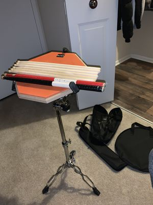 Drumming pad set for Sale in Baltimore, MD