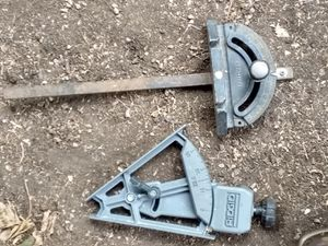 Craftsman and Rigid Table Saw Guides for Sale in Dallas, TX