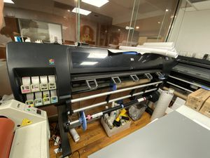 Large Format Printer HP 6100 for Sale in Miami, FL