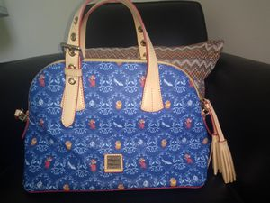 Limited edition Disney Cinderella Dooney and Bourke for Sale in Frederick, MD