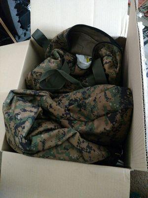 Military Marine uniforms 2 boxes-$40(Fairfax) for Sale in Fairfax, VA
