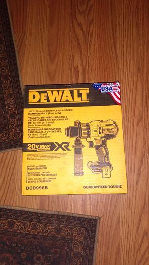 DeWalt Hammer Drill for Sale in Antioch, CA