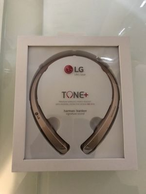 LG BLUETOOTH HEADPHONES for Sale in Bronx, NY