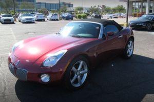 2009 Pontiac Solstice Covertible 2d for Sale in Tempe, AZ
