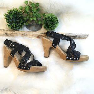 G.H Bass &Co. Black Sadie Heels for Sale in Hemet, CA