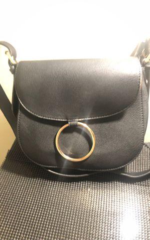 Black cross body bag for Sale in Middletown, CT