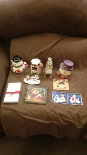 Snowman Collection for Sale in OH, US
