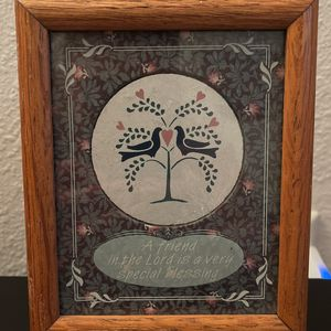 Wildwood Artisans A Friend in the Lord is a Special Blessing Plaque Edgewood TX for Sale in Rockville, MD