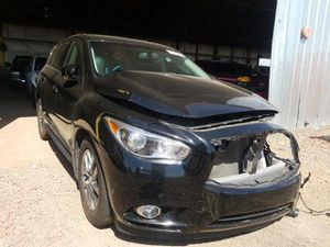 Parting wrecked 2013 Infiniti JX35 for Sale in Laveen, AZ