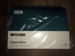 "MacBook 12"" Classic Sleeve Case for Sale in Long Beach, CA"