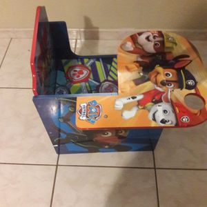 Paw Patrol Toddler Desk for Sale in Belle Isle, FL