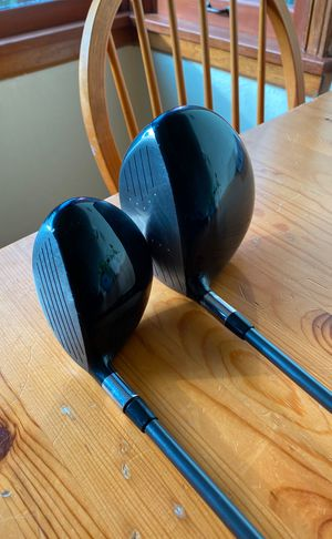 Callaway Diablo edge driver and 3 wood for Sale in Seattle, WA
