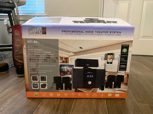 BNO Home Theater System for Sale in Houston, TX