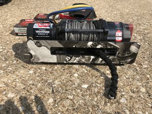 WARN Pro Advantage Winch for Sale in Garland, TX