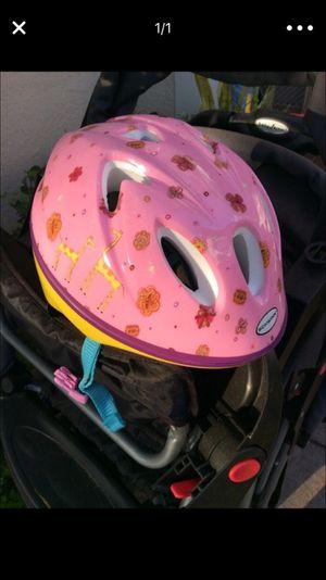 Toddler girl Schwinn Bike Helmet for Sale in Tampa, FL
