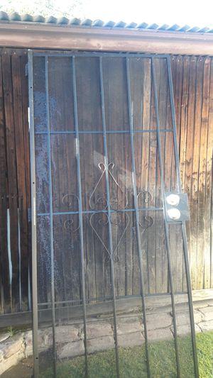 Black screen door for Sale in Fresno, CA