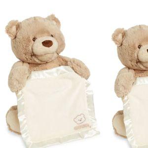 GUND Peekaboo Teddy Bear In Beige for Sale in Las Vegas, NV