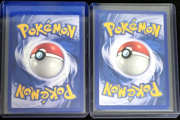 Pokemon 1st Edition Rare Collection