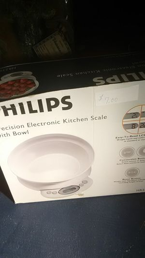 Kitchen scale for Sale in Elyria, OH
