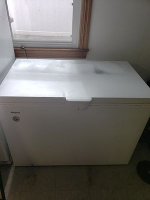 Whirlpool deep freezer for Sale in Chesapeake, VA