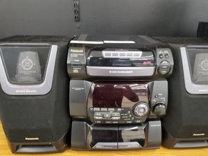 Panasonic CD Stereo System for Sale in Detroit, MI