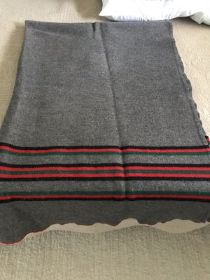 Wool Camp Blanket for Sale in Severna Park, MD