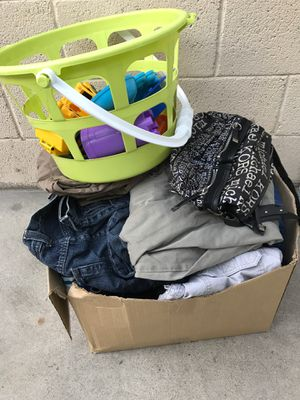 Bundle for Sale in Alhambra, CA
